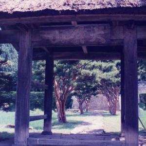 奥蓼科、伊香保、秩父の旅(1997年7月14日~7月18日)その7