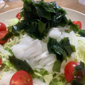 野菜たっぷり朝食