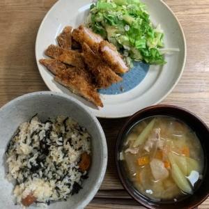 26日の晩ご飯