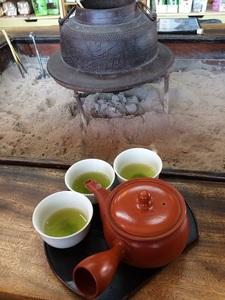 お茶とぜんざいの洞之園