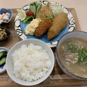 白山市の安産(やすまる)日吉神社境内に出来た新しいカフェ「やすまるごはんカフェ」で日替わりランチ