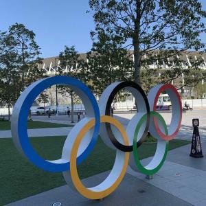 色々話題の東京オリンピックネタはミーハーな旅?「新国立競技場」「日本オリンピックミュージアム」&「草間彌生美術館」