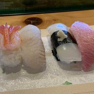 「福喜寿司」は「つるぎ」と「まっとう」だけでなく能美市にもあるのです!ランチで上盛り合わせ寿し