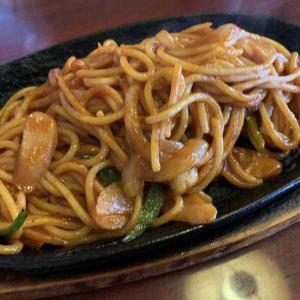 白山市の懐かしい雰囲気の洋食屋さん「味吉亭(ミヨシテイ)」ナポリタンスパはまた懐かしい味