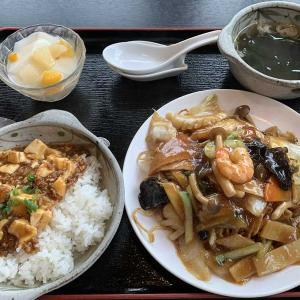 小松市沖町にひっそりとある「中国海鮮料理 麗華」ランチにお得な「麺・飯セット」で満腹に!