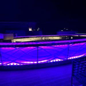瀬長島ホテルに隣接のルーフトップバー「マーレ テラッツォ ディ ビスタ(MARE terazzo di vista)」夜景がご馳走?