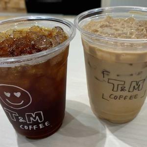 沖縄豊見城に6月オープンしたあしびなーイーアス豊崎2F「T&M COFFEE(ティーアンドエムコーヒー)」