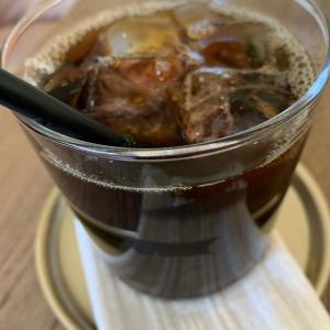 片山津温泉総湯前の小さな自家焙煎コーヒーのお店「ミーコーヒー(mie coffee)」今回は冷たいドリンクでいっぷく