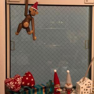 ようやく我が家もクリスマス仕様になった?