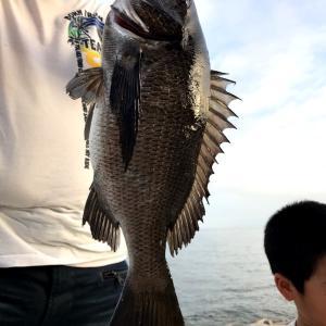 家族で釣り♫