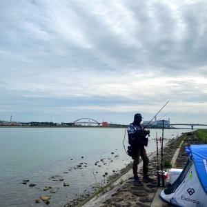 河川の釣り 苦手w