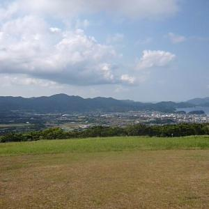 五島のシンボル 鬼岳