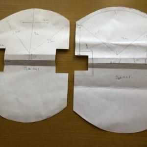 ポーチの型紙