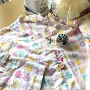 すてきにハンドメイドのパジャマ