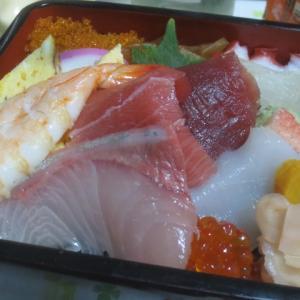 疲れたときはチラシ寿司・・・1月11日と12日のうちごはん