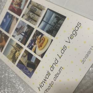 高品質なマイブックで旅の思い出「ハワイ&ラスベガス旅行」フォトブックを作りました!