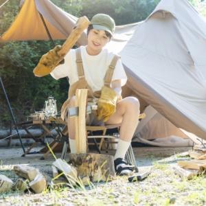 夏まで待てないキャンプ!ベルメゾン人気の「BRUNO」と共同開発のアウトドアグッズ