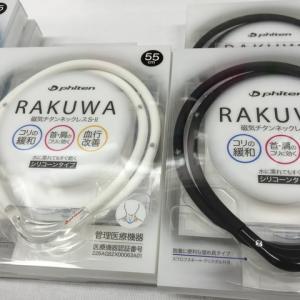 肩こり名人の私が、ファイテンのRAKUWA磁気チタンネックレスを10日間試してみる(10日目)