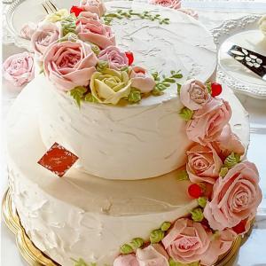 デコレーションケーキ お店みたいに綺麗に「ナッペ」する方法