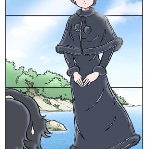 楠本高子物語・お城の高子ちゃん(158)