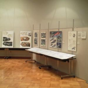 望ましいミニ版「零次元機械紀行原画展」は?