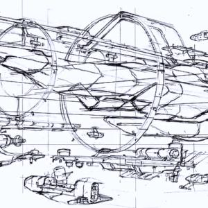 宇宙船ステラークイーン(恒河沙動画)