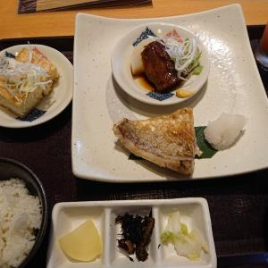 魚沼食堂定食(そごう川口店)