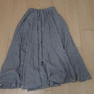 ゆるミニマリスト主婦のスカートの全て見せます