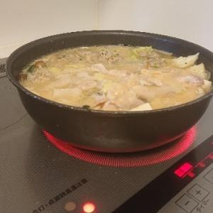 土鍋を断捨離して数年!鍋料理はフライパンしか無理~