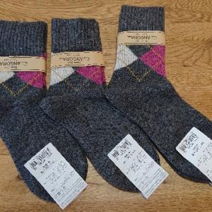 靴下の制服化 : 冬バージョンを買い替え