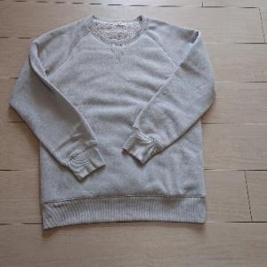 【少ない服で着まわす】冬の部屋着に新規投入したトップス