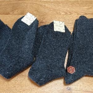 靴下の制服化:今年も3足全部、買い替えました