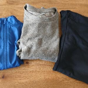 UNIQLO感謝祭で、40代ゆるミニマリストが買った服