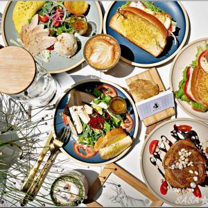 台北おしゃれスポット!朝ごはんが美味しいフォトジェニックカフェ「福鹿喝咖啡」がおすすめ