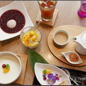 台北中山国中駅グルメ コース料理なのにリーズナブルで美味しい♪和風創作レストラン「陶板屋」