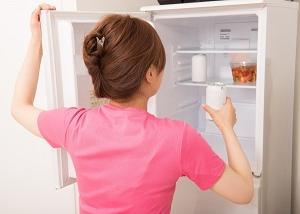 冷蔵庫の設定温度を変えるだけで年間1000円以上の節約