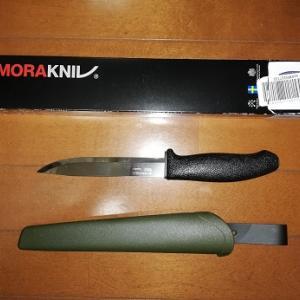 モーラ・ナイフ Mora knife 748MGを狩猟用に買いました