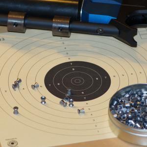 エアライフル(空気銃) FX ストリームライン カービンのレビュー