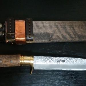 トヨクニ(豊国)の剣鉈レビュー。品質はダメで最悪と感じたのは私だけ?