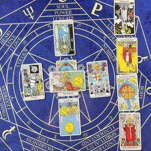 ライブ!2021年後半を占星術とタロットで読む!