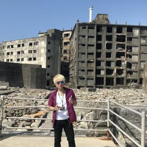 【軍艦島~平和公園】長崎の歴史を辿れっ!!打ち上げは「かくうち良」にて【長崎観光】