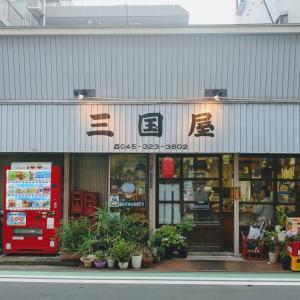 東神奈川「三国屋」一見さんでも飲りやすい!『じっくり』居心地いい気分