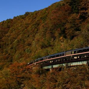 秋の飛騨路