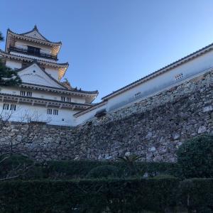 高知城といもけんぴタワー 高知終わり
