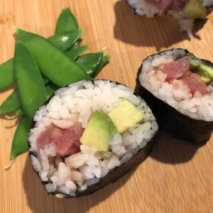 巻き寿司、上手く出来ない…