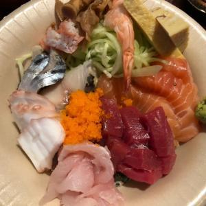 海鮮食べたくなって持ち帰り&日本食材店紹介動画