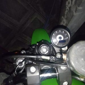 KSR110改めKS-RR スピードメーターを付ける!