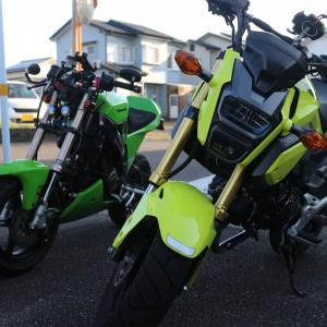 KSR110改めKS-RR 鹿児島ツーリングッ!!(宮崎⇔鹿児島編)
