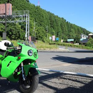 KSR110改めKS-RR ビッグキャブ化の試運転阿蘇ツーリング!