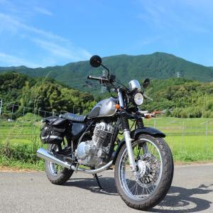 ST250 最近お気に入り(?)のマツ島TTへ!